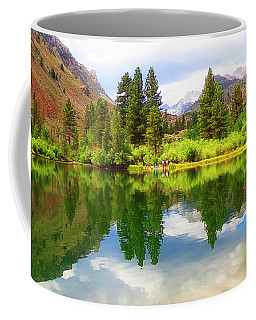 Fishing Intake 2 Coffee Mug