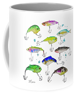 Fishing Is Fly No3 Coffee Mug