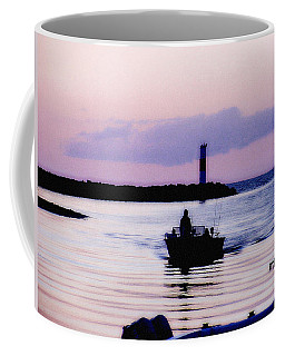 Fishing Lake Ontario  Lake Ontario  Coffee Mug