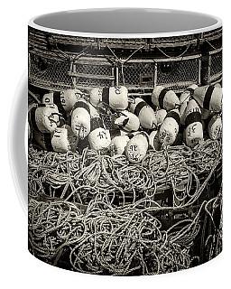 Fishing Lobster Coffee Mug