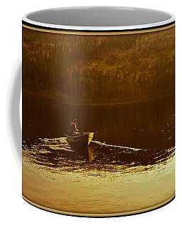 Fishing Paradise Coffee Mug by Sherri Meyer