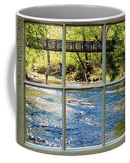 Fishing Window Coffee Mug
