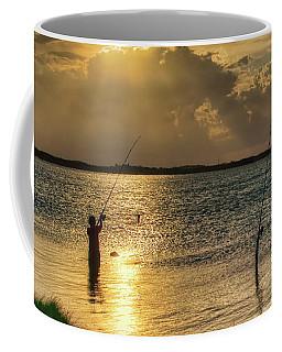 Fishing With Dad Coffee Mug