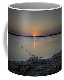 Fishing Poles Coffee Mug