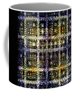 The Ghosts In The Machine 3 Coffee Mug