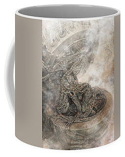 Fit Into The System Coffee Mug