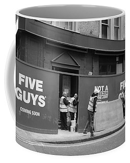 Five Guys Coffee Mug