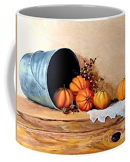 Five Little Pumpkins Coffee Mug