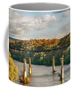 Five Pillars Coffee Mug