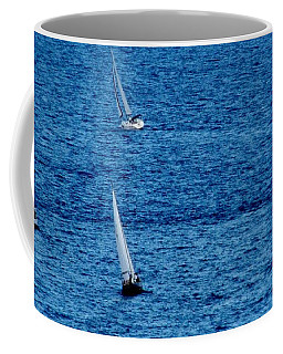 Five Sails Coffee Mug
