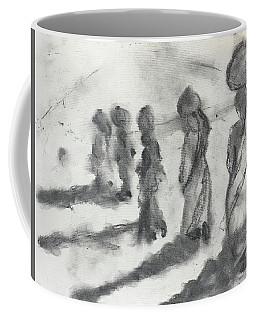 Five Women Immigrants Coffee Mug