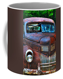 Coffee Mug featuring the photograph Fixer Upper by Alana Ranney