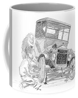 Fixin' The T Coffee Mug