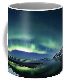 Fjord Panorama Coffee Mug