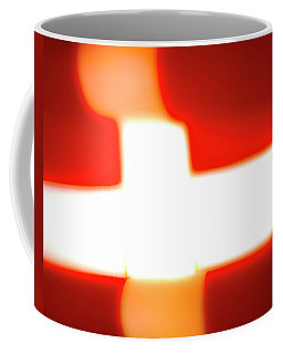 Flag Abstract II Coffee Mug