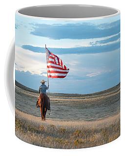 Flag Of Freedom Coffee Mug