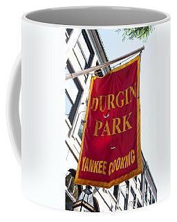 Flag Of The Historic Durgin Park Restaurant Coffee Mug