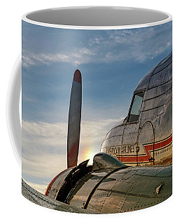 Flagship Detroit At Sunrise - 2017 Christopher Buff, Www.aviationbuff.com Coffee Mug