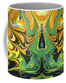 Flambuoyant Coffee Mug