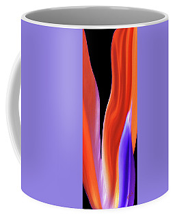 Flame - Bird Of Paradise   Coffee Mug