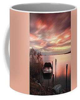 Flame In The Darkness Coffee Mug
