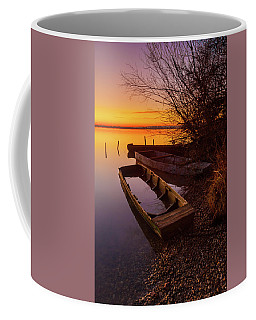Flame Of Dawn Coffee Mug