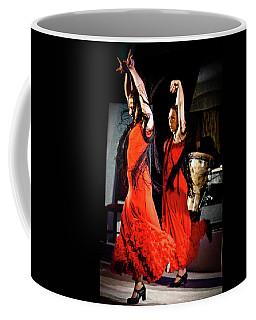 Coffee Mug featuring the photograph Flamenco 38 by Catherine Sobredo