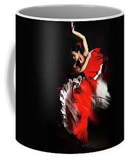 Flamenco Dancer - 01 Coffee Mug