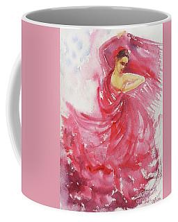 Flamenco Frenzy Coffee Mug