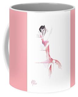 Flamenco Geometric Cc101 Coffee Mug by Kip DeVore