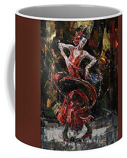 Flamenco II Coffee Mug