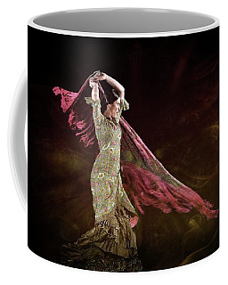Flamenco Nomada  Coffee Mug