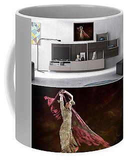 Flamenco Nomada,new Ideas For Walls Coffee Mug