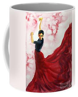 Flamenco Red Coffee Mug