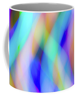 Flames Of Iridescence Coffee Mug