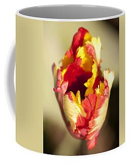 Flaming Parrot Coffee Mug