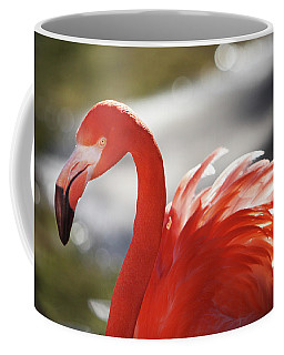 Flamingo 2 Coffee Mug