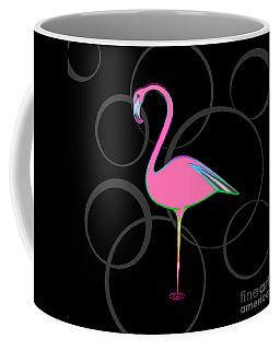 Flamingo Bubbles No 1 Coffee Mug