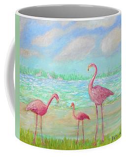 Flamingo Dreaming Coffee Mug