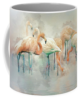 Flamingo Fantasy Coffee Mug