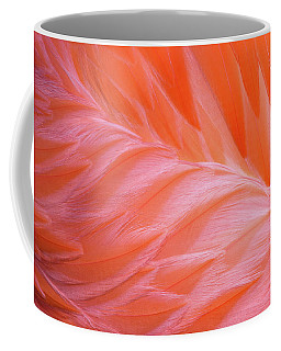 Coffee Mug featuring the photograph Flamingo Flow 1 by Michael Hubley