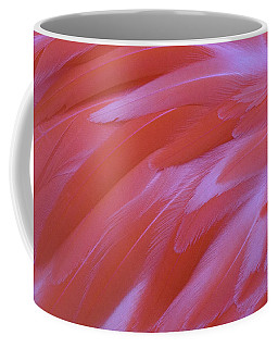 Flamingo Flow 2 Coffee Mug by Michael Hubley