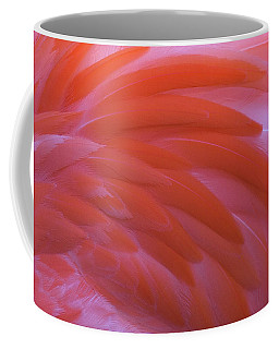 Coffee Mug featuring the photograph Flamingo Flow 3 by Michael Hubley