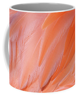 Coffee Mug featuring the photograph Flamingo Flow 4 by Michael Hubley