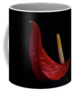 Flamingo Lily Coffee Mug