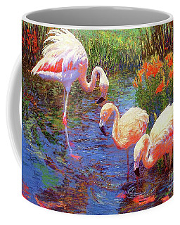 Flamingo Tangerine Dream Coffee Mug