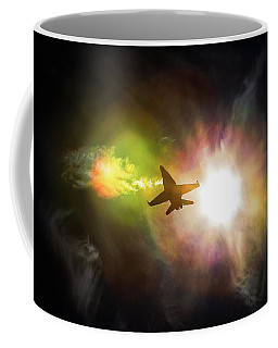 Flare For The Dramatic Coffee Mug