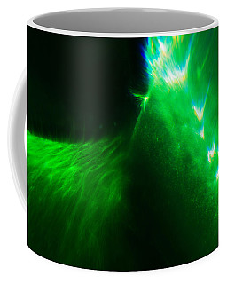 Coffee Mug featuring the photograph Flare by Greg Collins