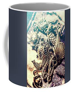 Flares Of Nautical Beauty Coffee Mug