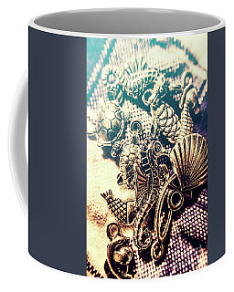 Coffee Mug featuring the photograph Flares Of Nautical Beauty by Jorgo Photography - Wall Art Gallery